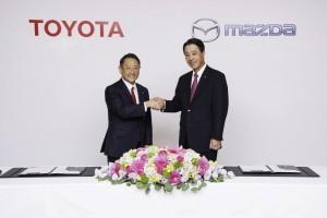 Aliansi dengan Mazda, Toyota bisa Kombinasi Teknologi dengan SkyAktiv