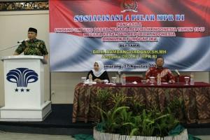 Bambang Sadono: Banyak Politikus Tak Berpendidikan Politik