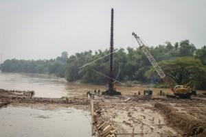 Percepat Proyek Parapet, BBWS Segera Selesaikan Pembebasan Lahan