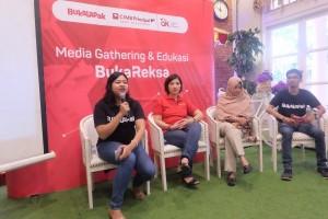 Investasi BukaReksa, Bukalapak Bidik Konsumen Semarang