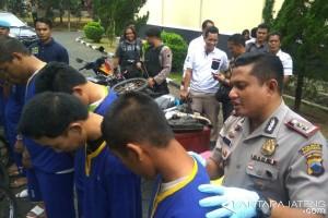 Polisi Banyumas Tangkap 23 Komplotan Pencuri Sepeda Motor