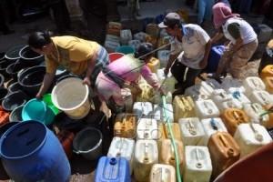 Kekeringan, tujuh dusun di Temanggung disuplai air bersih