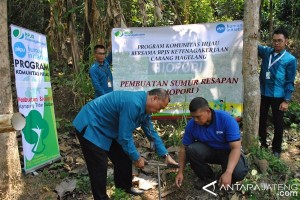 BPJS Ketenagakerjaan Magelang Dukung Upaya Pelestarian Alam