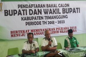 PPP Menjaring Bakal Calon Bupati Temanggung