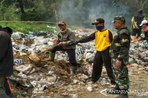 Kawasan Wisata Dieng Dideklarasi Bersih Sampah