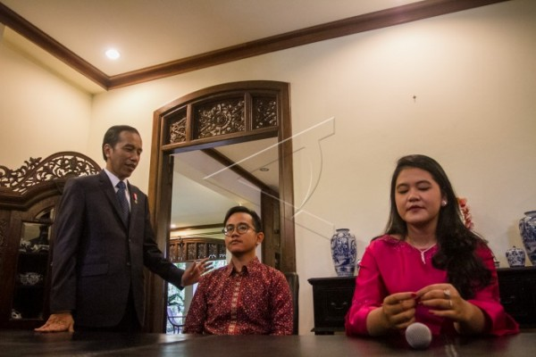 Anggota Asita Didorong Manfaatkan Momentum Presiden Mantu