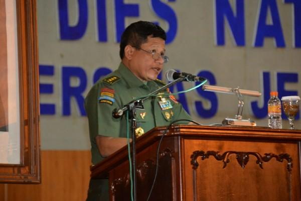 Sekjen Wantanas: Menjaga Ketahanan Nasional Adalah Tuntutan