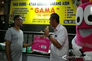 25 gerai kuliner meriahkan Pasar Semarangan