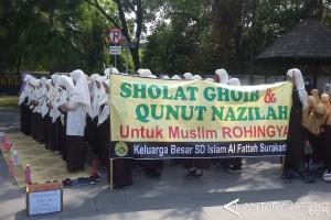 Aksi Bela Rohingya, Warga Batang Dilarang ke Borobudur