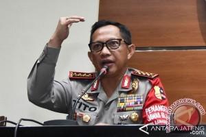 Kapolri Perintahkan Kapolda Jateng Larang Beri Izin Demo di Borobudur