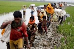 2.000 Warga Rohingya Dipaksa Tinggalkan Pulau Tempat Sembunyi