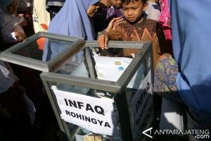 Gaji Anggota Fraksi PKB Jateng Disumbangkan untuk Rohingya