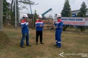 Pertamina Bangun Tangki Timbun Pertamax di TBBM Lomanis
