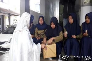 SMA Muhammadiyah Temanggung Galang Dana untuk Rohingya