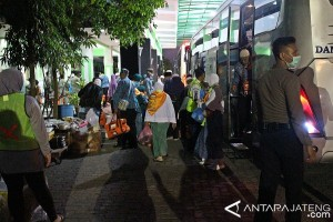 Debarkasi Solo Sudah Pulangkan 4.289 Jamaah Haji
