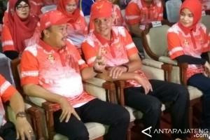 DKI Jakarta Pimpin Klasemen Medali Popnas 2017