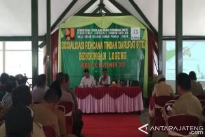 BBWS Sosialisasi RTD Bendungan Logung