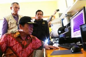 Bupati Banjarnegara Mendorong Peningkatan Produktivitas Pertanian