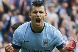 Manchester City Bantai Burnley 4-1 di Piala FA