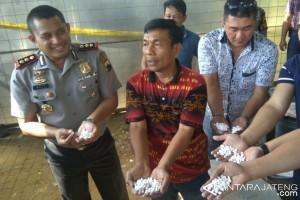 Polisi Dalami Kemungkinan PCC Beredar di Purwokerto