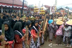Desa Serang gerakkan warga meriahkan Festival Gunung Slamet