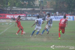 PSIS Semarang Tahan Imbang Persibat Batang 1-1