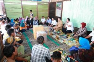 Wali Kota Semarang Memotivasi Transmigran di Kalimantan