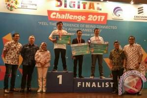 Aplikasi Tentang Asian Games 2018 Lolos Digital Challenge Kominfo