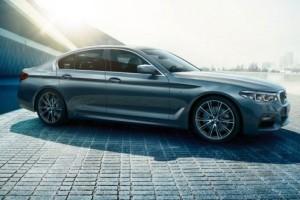 BMW perkenalkan pengisian daya mobil nirkabel
