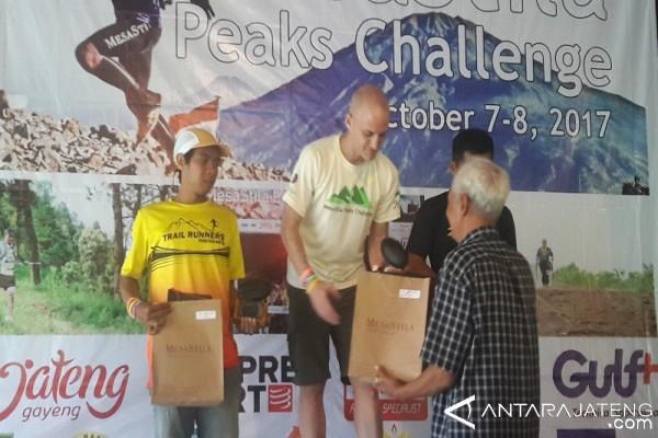 Lomba Lari Mesa Stilla Promosikan Pariwisata Jateng