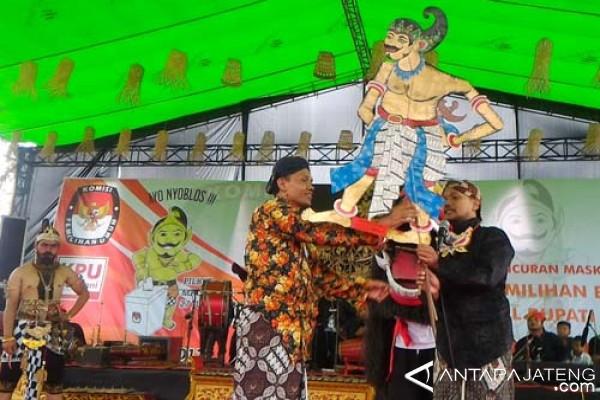 Werkudoro Tuntun Pilkada Kabupaten Magelang