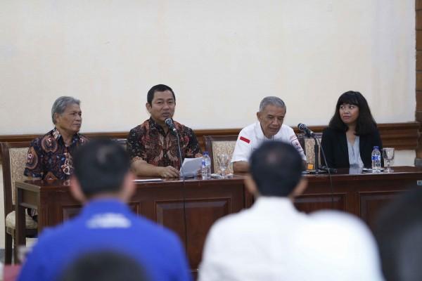 Delegasi Delapan Negara Belajar Kota Tangguh di Semarang