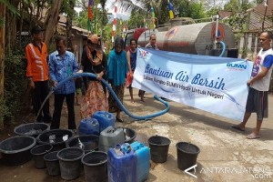 Temanggung anggarkan bantuan air bersih 450 tangki