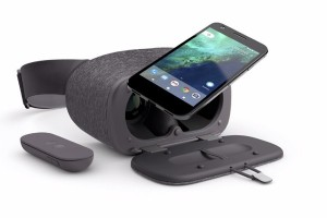 Google Perkenalkan Headset VR Daydream View Baru