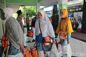 33.467 Haji Debarkasi Solo Sudah Dipulangkan