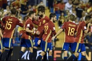 Jika juara Piala Dunia, Pemain Spanyol dapat bonus 825.000 euro