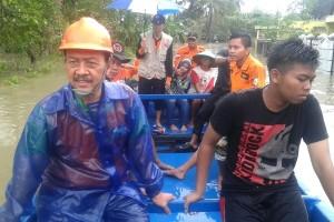 BPBD: Banjir di Cilacap Mulai Surut