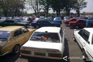 Pecinta Corolla Classic Bersiap Padati Semarang