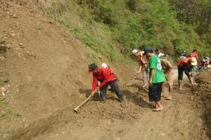 Landslides Hit Cilacap and Banyumas
