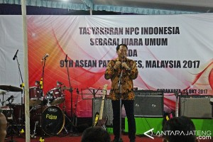 Atlet NPC Indonesia Segera Jalani Pelatnas APG 2018
