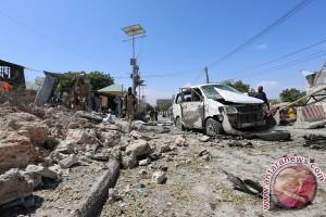 Ledakan Bom di Mogadishu, 85 Orang Tewas