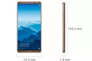 Huawei Perkenalkan Ponsel Mate 10 dan Mate 10 Pro