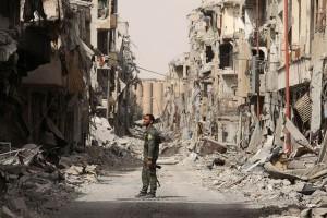 Ini Cerita dari Raqa, Riwayat ISIS di Suriah di Ambang Tamat