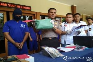 Polisi Kudus Tangkap Pembobol Apotek Berkat CCTV
