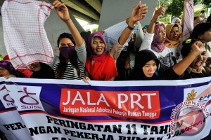 PRT: perlindungan PRT belum ada Kejelasan, akan Surati Presiden Jokowi