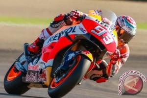 Marquez Raih Posisi Pole di GP Australia