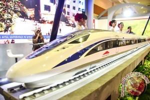 China: Proyek Kereta Cepat Bandung-Jakarta dan lainnya dalam Kemajuan Positif