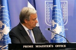 Sekjen PBB Kutuk Aksi Bom Bunuh Diri di Afghanistan