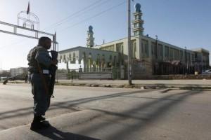 Dua Bom Bunuh Diri Serang Dua Masjid di Afghanistan, 72 Orang Tewas