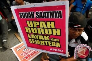 Buruh kembali tuntut UMK Semarang Rp2,8 juta
